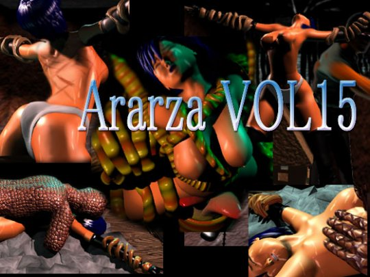 Ararza vol.15 - Young female fighter / Torture movie