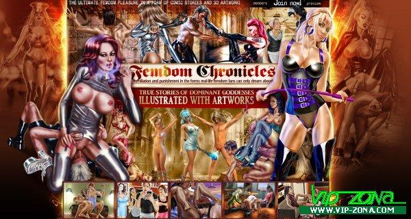 FemdomChronicles.com - Full SiteRip