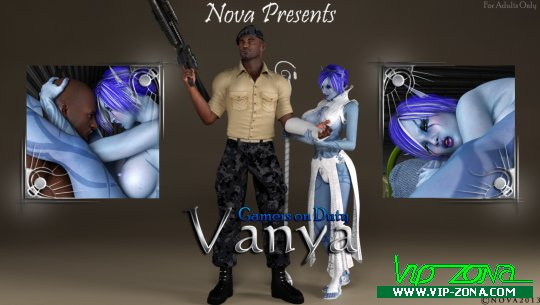 Gamers of Duty - Vanya