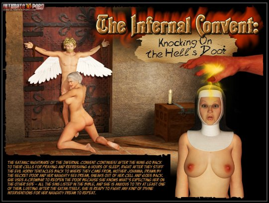 The Infernal Convent 3 - Knocking On The Hells Door