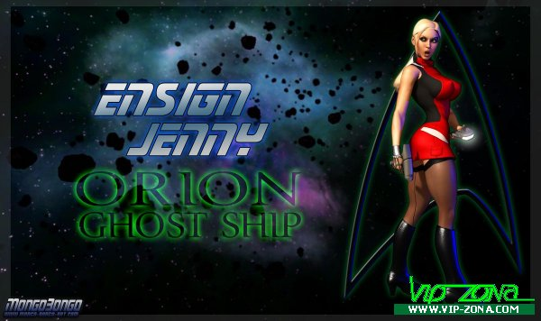 Ensign Jenny Orion Ghost Ship