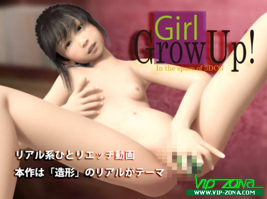[FLASH]Girl Grow up!