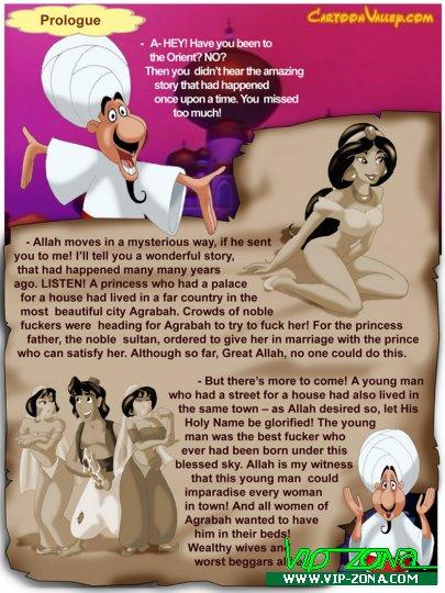 [Cartoon Valley] Aladdin History (very high resolution)