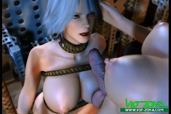 [3D Hentai Video] Group Fantasy