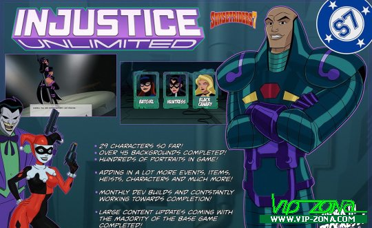 Injustice Unlimited Ver1.05