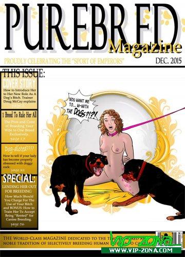 Purebred Magazine Thread #2