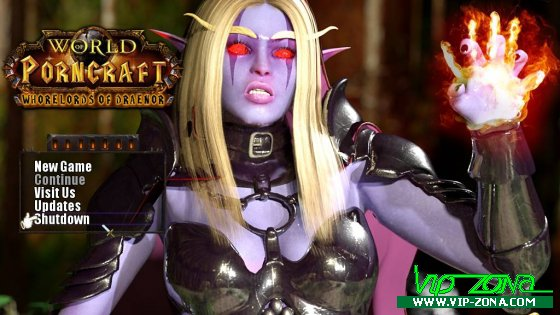 World of Porncraft - Whorelords of Draenor