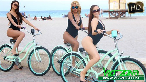 BFFs - Jessie Lynne - Beach Bikers [SD 540p]