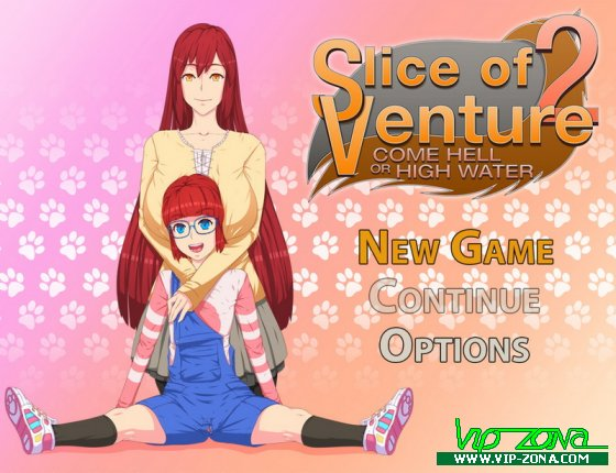 [Hentai RPG] Slice of Venture 2: Come Hell or High Water v0.2