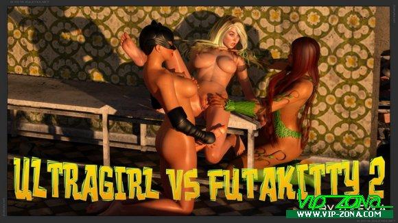 Zuleyka – Ultragirl Vs FutaKitty 2