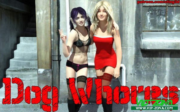 [Sting3D] Dog Whores