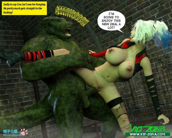 [RedRobot3D] Monster Match Croc in the Sewer