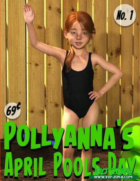 Pollyanna's April Pools Day (comic)