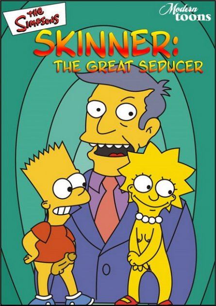[Modern Toons] The Simpsons - Skinner The Great Seducer
